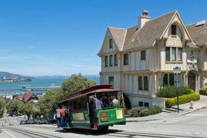 Cable Car em San Francisco
