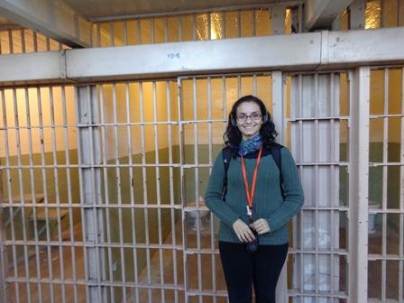Celas em Alcatraz