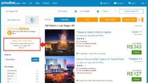 Priceline - Name your own Price