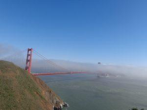 Olha essa neblina...